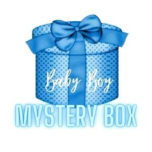 0-3M Baby Boy 5 Lb Mystery Box Fall/Winter